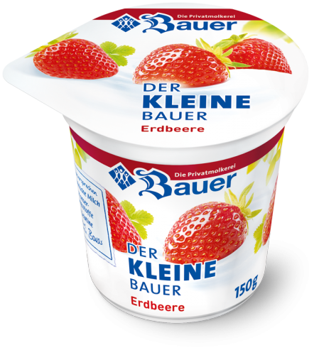 DER KLEINE BAUER Strawberry 150g