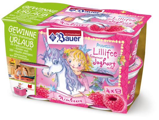 Bauer Lillifee Joghurt