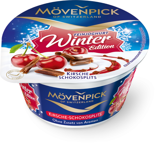 Winter Edition Kirsche-Schokosplits 150g