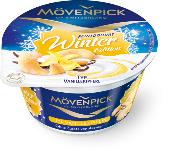 Winter Edition Typ Vanillekipferl 150g